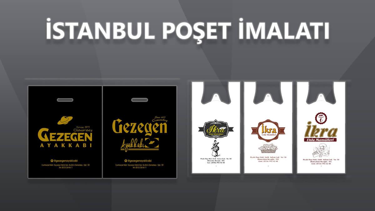 istanbul poşet imalatı