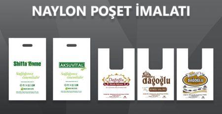 naylon poşet imalatı