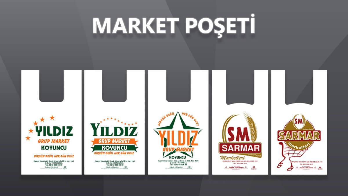 market poşeti